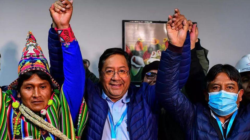 La Bolivie renoue avec la démocratie (Communiqué du PCF, 19 octobre 2020)