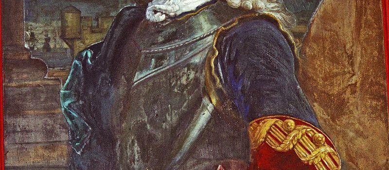 """El sitio de Cartagena, 1741 """"Preludio de la batalla"""""""