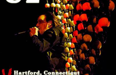 U2 -Vertigo Tour -07/12/2005 -Hartford, CT -USA -Civic Center