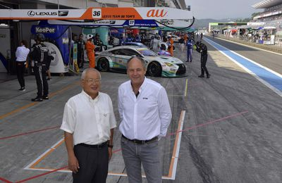 The Dream Race becomes reality-DTM and SUPER GT