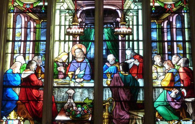 Fervents de l'Eucharistie.