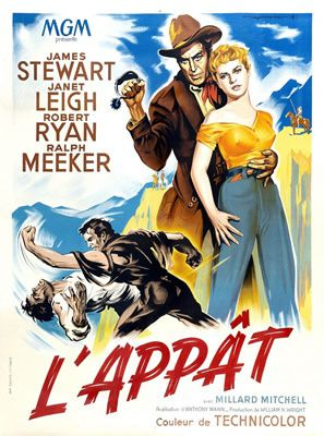 L'Appât d'Anthony Mann