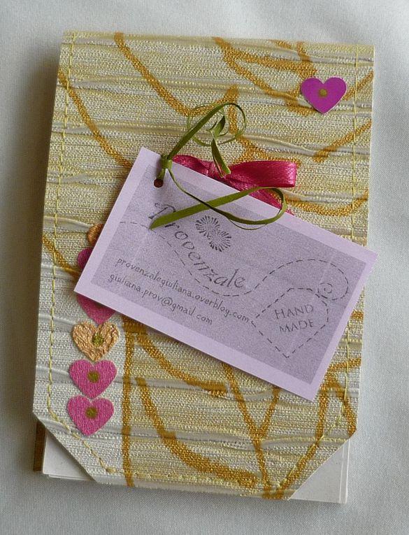 Carta da parati: quaderni, album e bloc notes