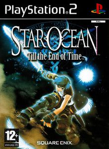 [TEST] Star Ocean Till the End of Time PS2