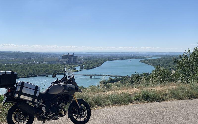 Road-Trip moto en Nord-Ardeche: Gorges du Doux et Mont Gerbier de Jonc