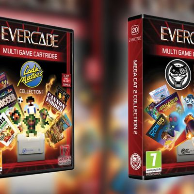 [ACTUALITE] Evercade - Encore plus de jeux avec Mega Cat Studios Collection 2 et Codemasters Collection 1