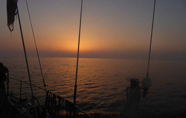 Comme une vie à la mer...