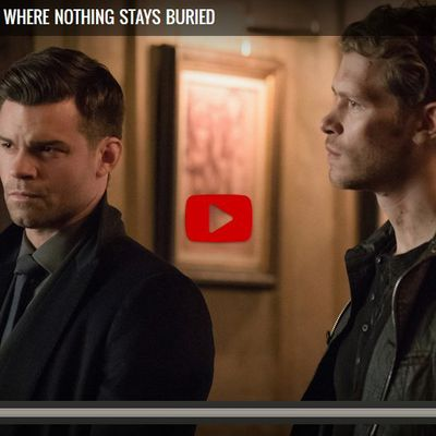 The Originals Season 3 Episode 20 Where Nothing Stays Buried