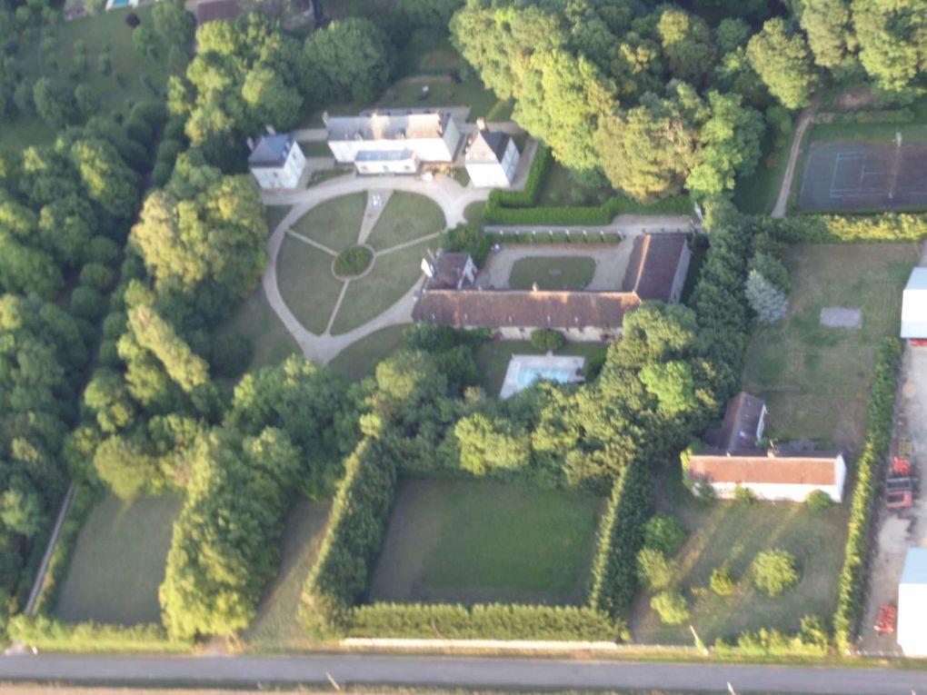 Le château de Champvallon