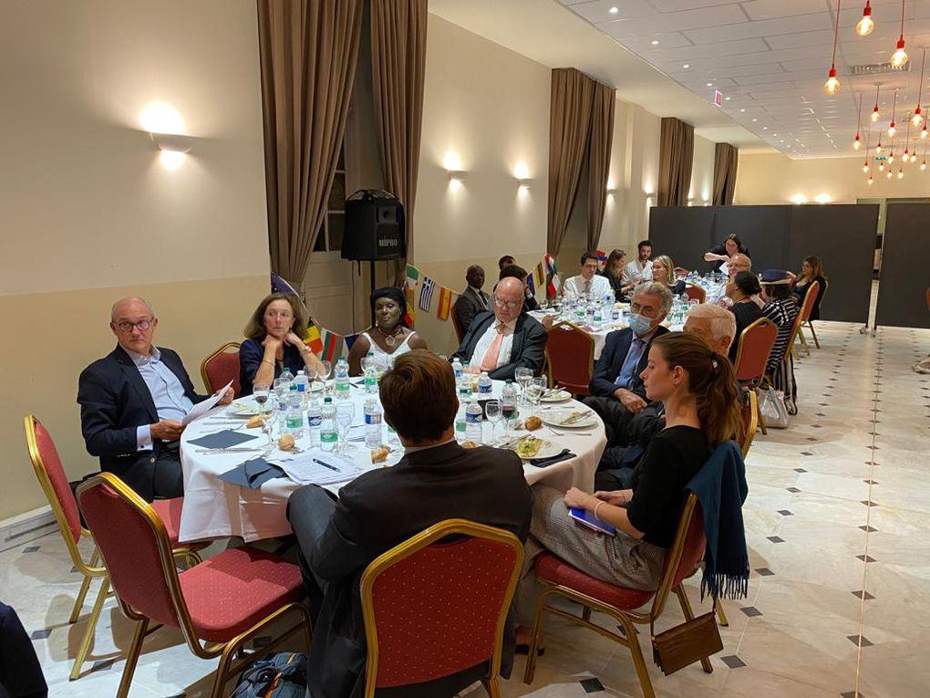 GRAND SUCCES - Mardi 22 septembre -  JC TRICHET : LA GEOPOLITIQUE DE LA MONNAIE