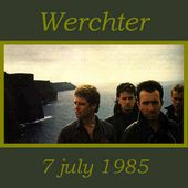U2 -Unforgettable Fire Tour -07/07/1985 -Werchter -Belgique -Festival Grounds - U2 BLOG