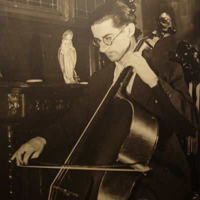 Raymond Salmon (compositeur) - Biographie