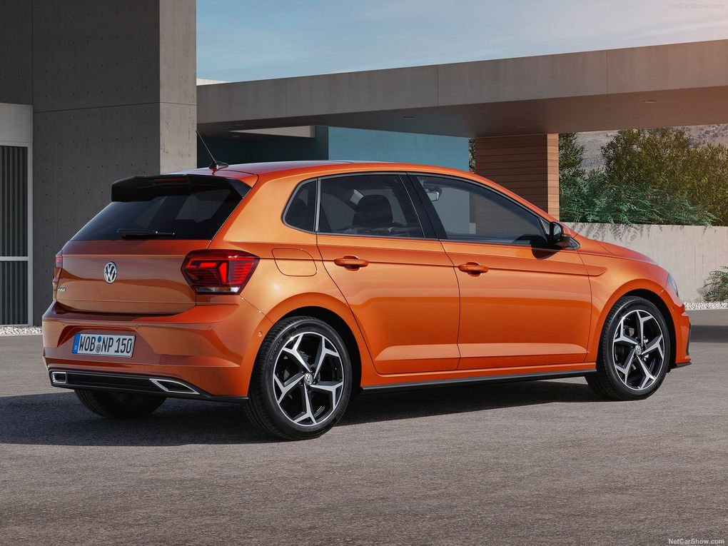"Volkswagen Polo IV ""Arlequin"""