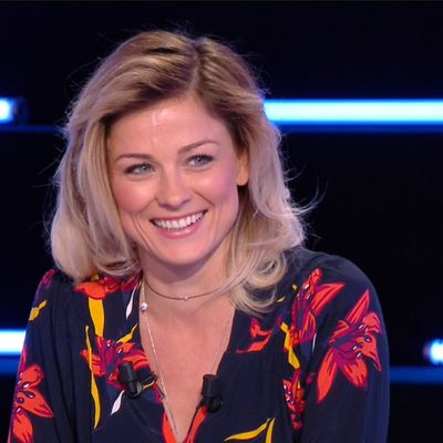Laure Boulleau Canal Football Club Canal+ le 29.11.2020