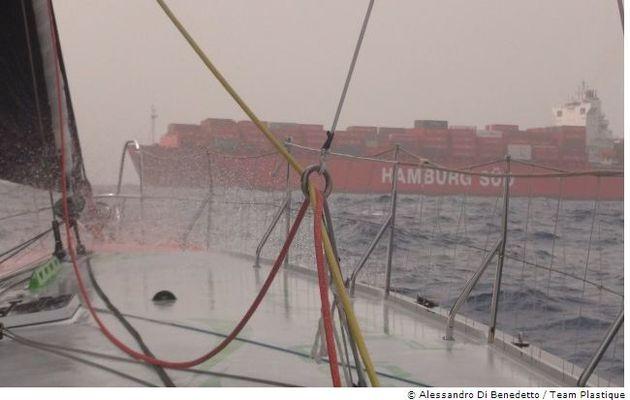 L'armateur du porte conteneurs Santa Teresa réfute les allégations de Team Plastique