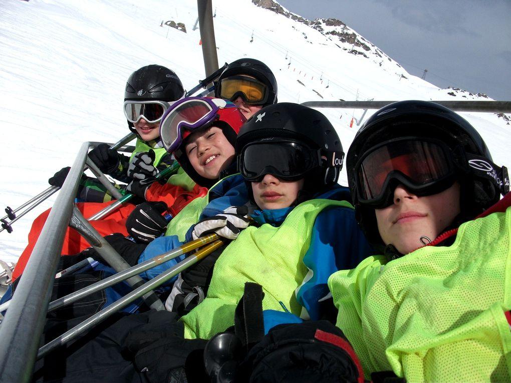 Séjour ski : Journée du mercredi 11 février