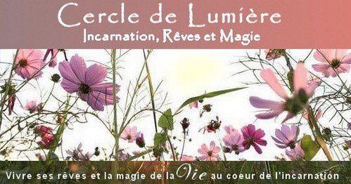 Prochain Cercle de Lumière - Concarneau : Samedi 9 novembre de 14h30 A 16h30