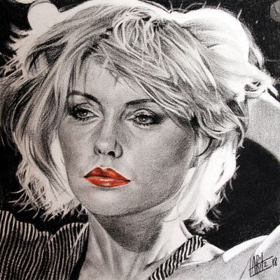 Portrait de Debbie Harry