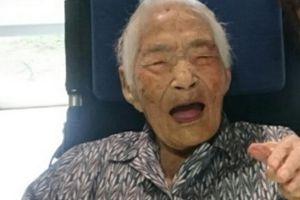 Aos 117 anos, a japonesa Nabi Tajima é a pessoa mais velha do mundo