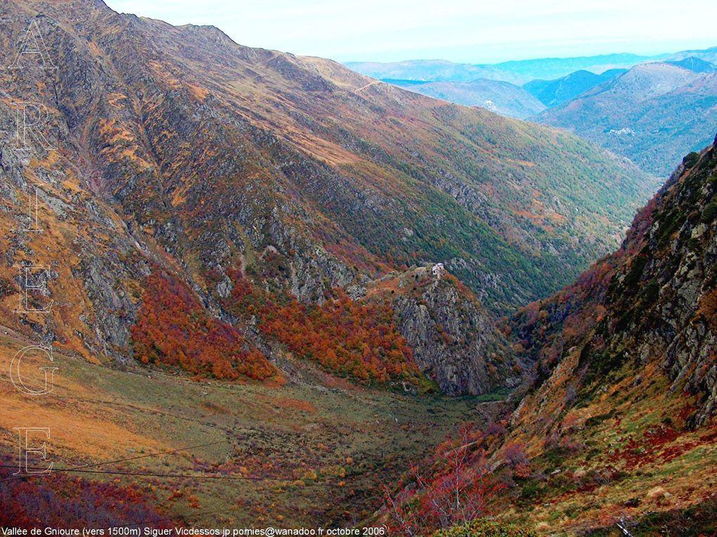 (Cliquer sur Photos Randonnées Ariège Pyrénées pour aller à l'ACCUEIL - TOPOS RANDONNEES - PATRIMOINE)