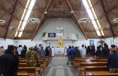 L'église de la paix et du vivre ensemble à Val de Reuil (Eure)
