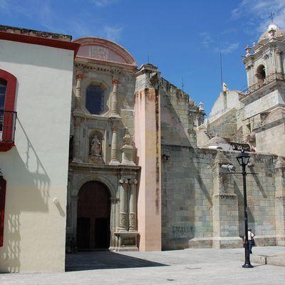 Du 1er au 02 Aout 2010 - Oaxaca & les ruines de Monte Alban (Mexique)