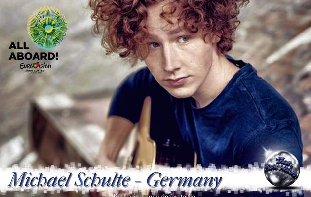 Germany 2018 - Michael Schulte