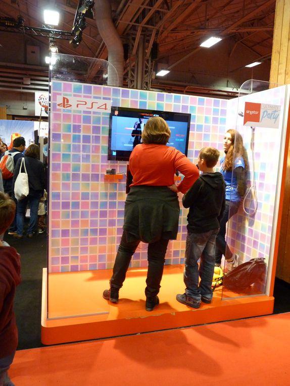 COMPTE RENDU: PARIS GAMES WEEK 2014, un excellent week end gamer!