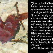 Le Conseil Arcturien : Sentez le Flux d'Amour !