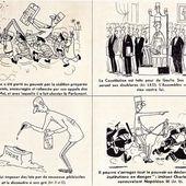 La Ve république bel et bien issue d'un coup d'état en lien étroit avec la guerre d'Algérie - Front Syndical de Classe