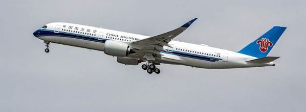 China Southern Airlines réceptionne son premier Airbus A350-900