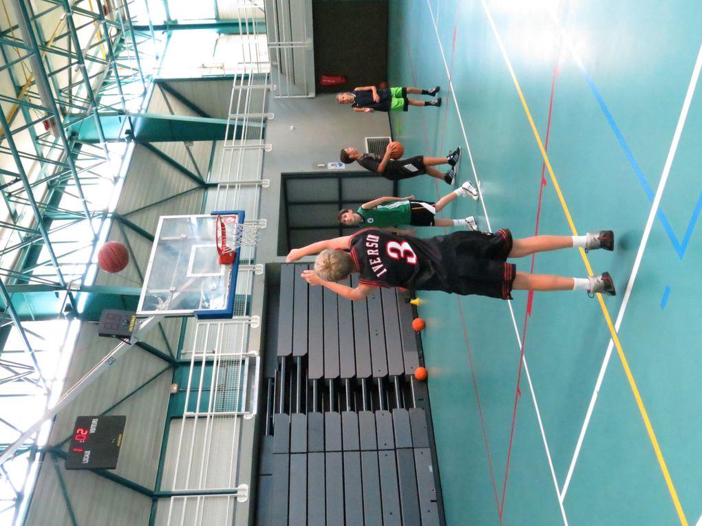 Album - 2F Camps Basket - Deuxième jour
