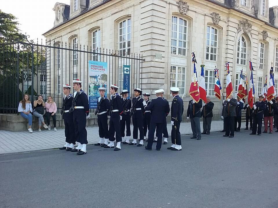 Congrès national des sous-mariniers  le 23 septembre 2017