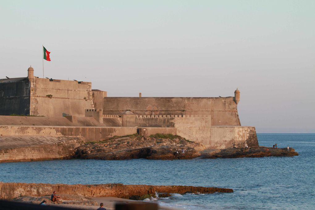 Quelques perigrinations en Espagne et Portugal. Guincho, Calella de Palafrugell, Lisbonne, ....