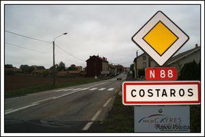 Les villages de Haute-Loire: Costaros