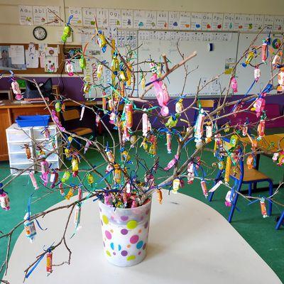 L'arbre à bonbons