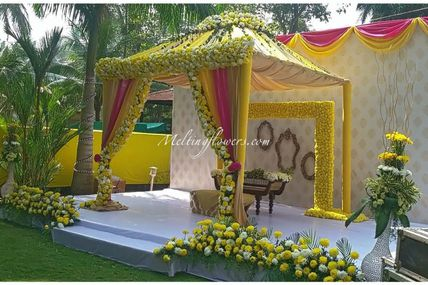How Is The Outdoor Wedding Decoration Mysore Perfect?