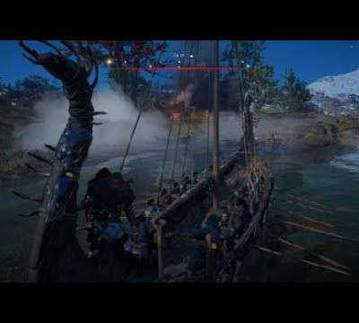 Assassin's Creed® Valhalla - Pillage Monastère de Riverside - Fleuve Dee