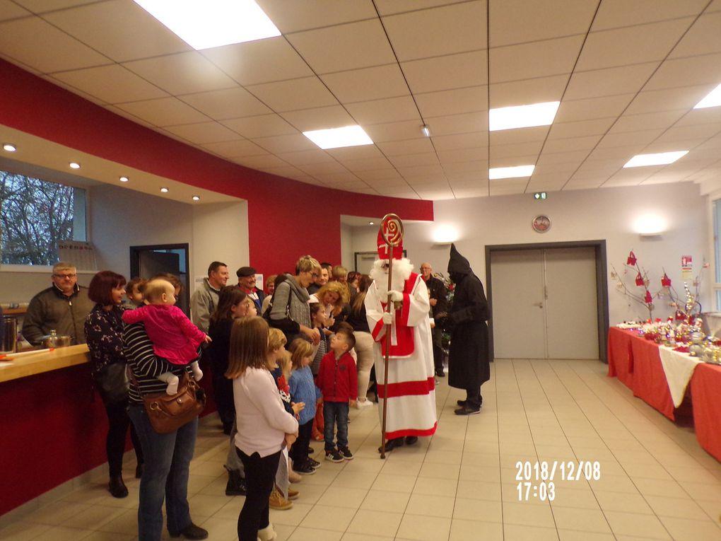 Marché de Noel et St Nicolas