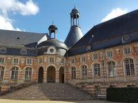 Le château de Saint Fargeau