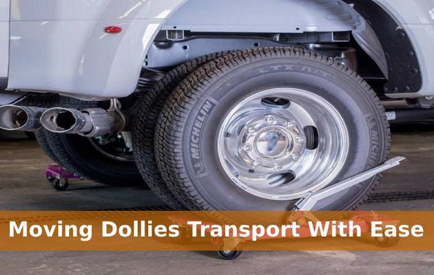 Moving Dollies Transport with Ease