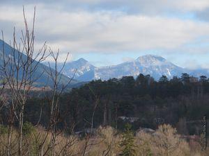 Quelques sommets autour de Die (Drôme)