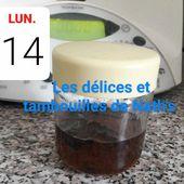 Extrait de vanille - Les délices et tambouilles de Nath's