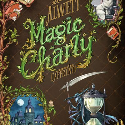 Magic Charly 1 : l'apprenti