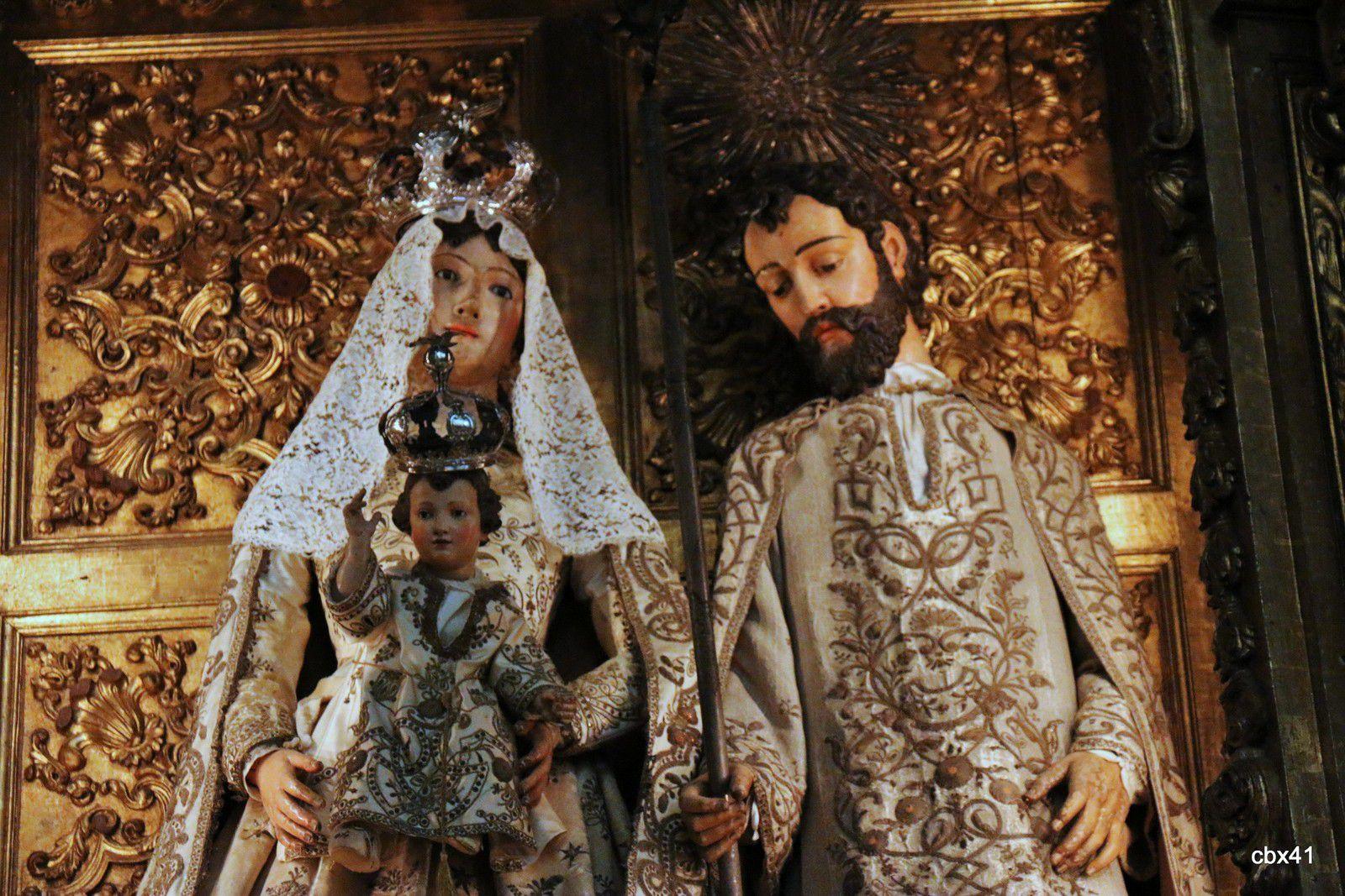 Chapelle de la Sainte Famille, monastère des Hiéronymites, Lisbonne (Portugal)