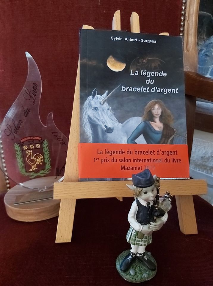 L'Auteur Sylvie Sorgesa Alibert...