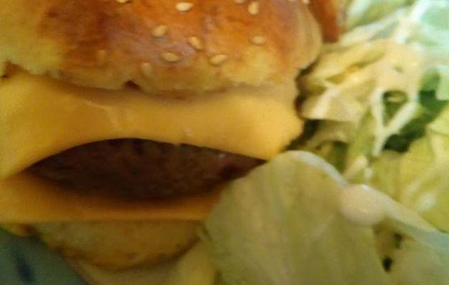 pain burger rapide