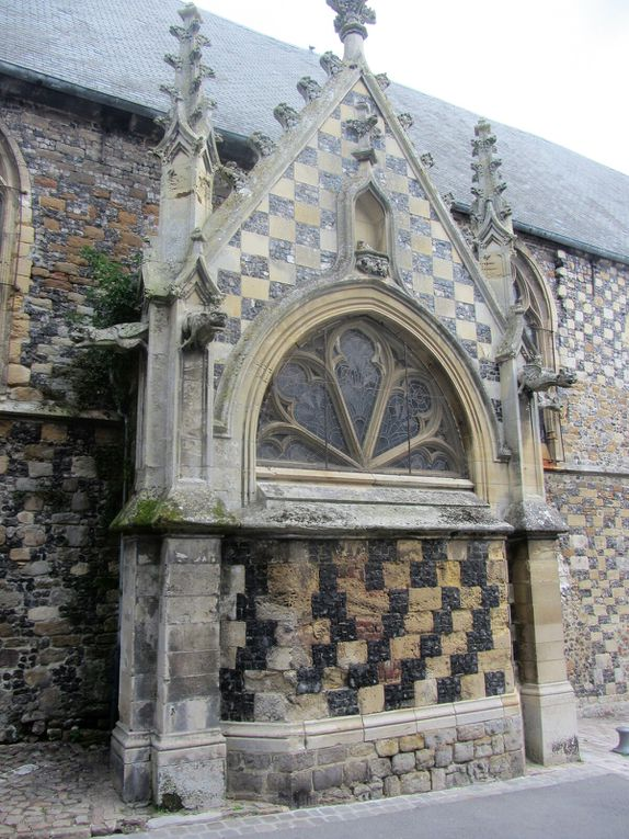 Retour en image à Saint Valéry sur Somme