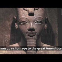 Saving The Temple of Amenhotep III at Thebes (ft Dr. Hourig Sourouzian)