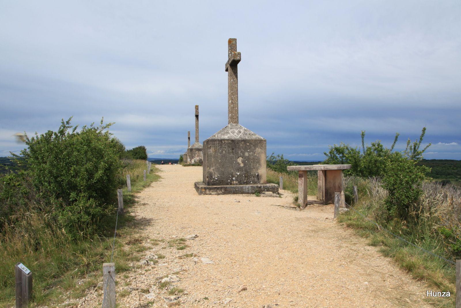 Montagne des Trois Croix